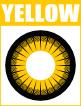 YELLOW,黄色,イエロー,カラコン,カラーコンタクト